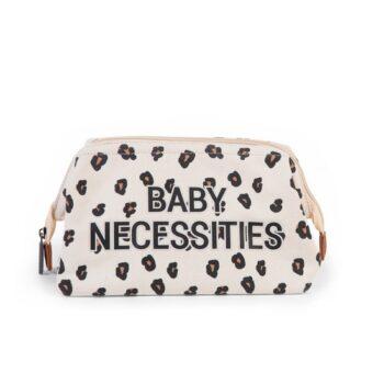 Νεσεσέρ baby necessities canvas leopard