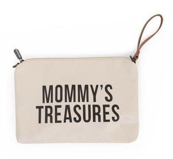 Childhome νεσεσερ mommy treasures white black - Αξεσουάρ - Τσάντα - creamsndreams.gr