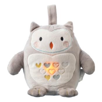 Gro Company Ollie Kουκουβάγια αρκουδάκι με USB - Αξεσουάρ - Ύπνου - creamsndreams.gr