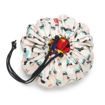 Play&Go Στρώμα παιχνιδιού-τσάντα 2 σε 1 Mini Supergirl 2 - Διακόσμηση - Αποθήκευσης - creamsndreams.gr