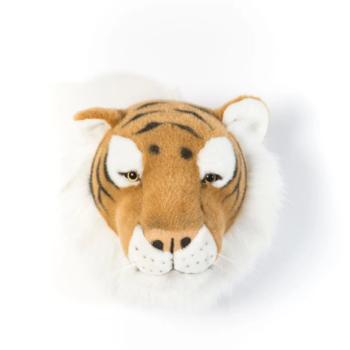 wild & soft Διακοσμητικό κεφάλι Τίγρης Felix - Διακόσμηση - Τοίχου - creamsndreams.gr