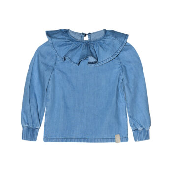Billie denim blouse