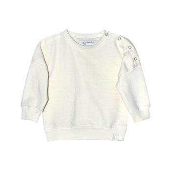 Blake sweater organic ecru