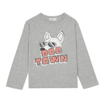 Hundred Pieces Dog town longsleeve 1 - Παιδικό ρούχο - creamsndreams.gr