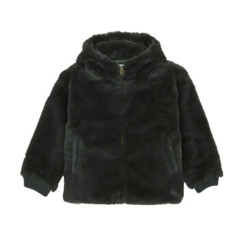 Hundred Pieces Fur jacket 1 - Παιδικό ρούχο - creamsndreams.gr