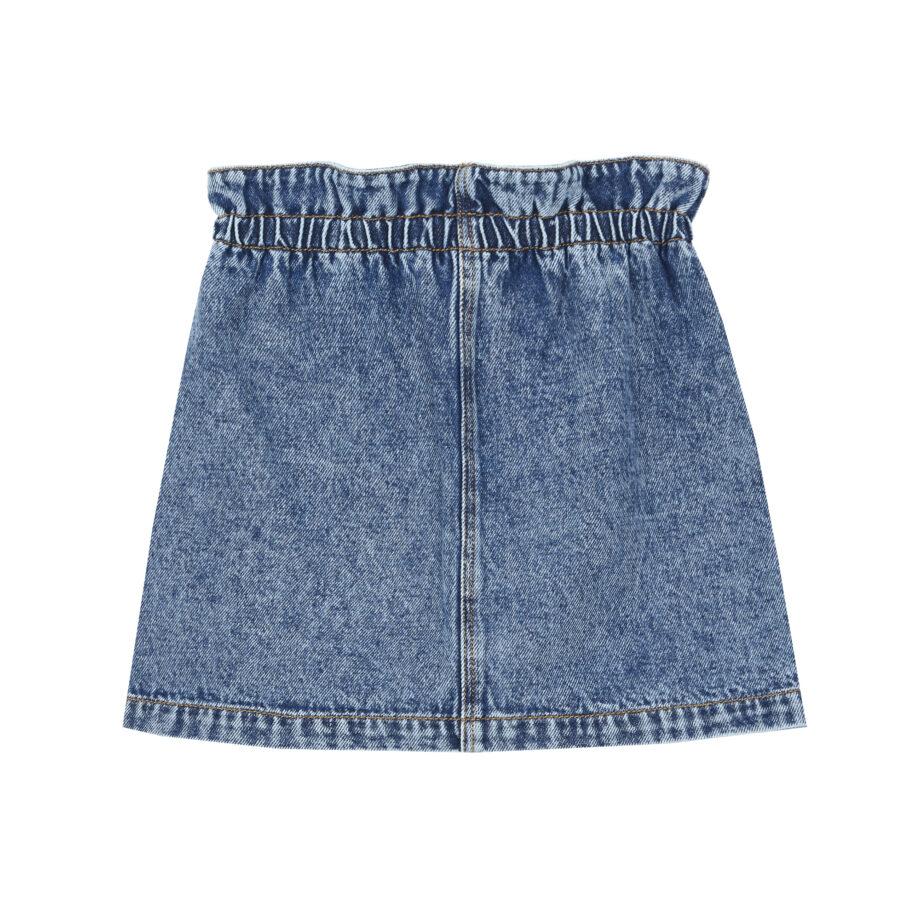 Hundred Pieces Jeans Skirt 2 - Παιδικό ρούχο - creamsndreams.gr