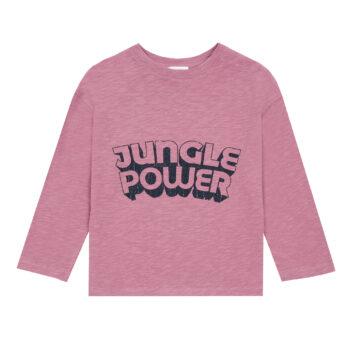 Hundred Pieces Jungle Power longsleeve 1 - Παιδικό ρούχο - creamsndreams.gr