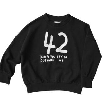 Little Man Happy Forty two sweater - Παιδικό ρούχο - creamsndreams.gr