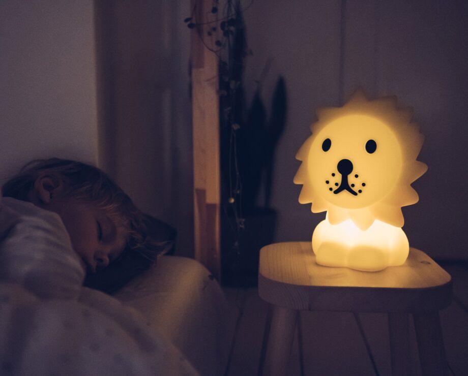 Mr. Maria Φωτιστικό Νυχτός Λιοντάρι 2 - Διακόσμηση - Φωτιστικά - creamsndreams.gr