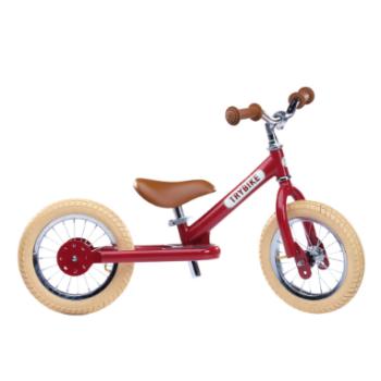 Trybike Ποδήλατο Ισορροπίας Κόκκινο Vintage - Παιχνίδια - Ποδήλατα - creamsndreams.gr