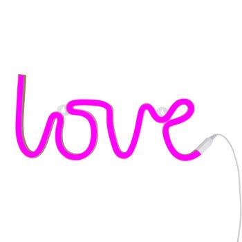 a little lovely company neon love - Διακόσμηση - Φωτιστικά - creamsndreams.gr