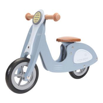 Little Dutch Ποδήλατο Ισορροπίας Σκούτερ Μπλε - παιχνίδα - Ποδήλατα - creamsndreams.gr