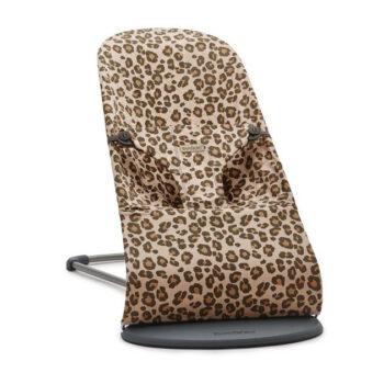 babybjorn ρηλαξ leopard beige - Αξεσουάρ - Έπιπλο- creamsndreams.gr