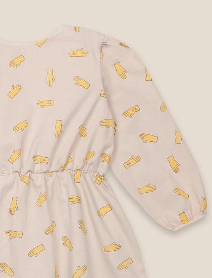 bobo choses hand all over woven dress 2 - Παιδικη Μόδα - Φορέματα - creamsndreams.gr