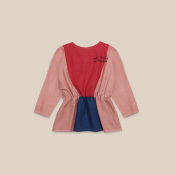 bobo choses triangles girl shirt - Παιδική μόδα - Φορέματα - creamsndreams.gr