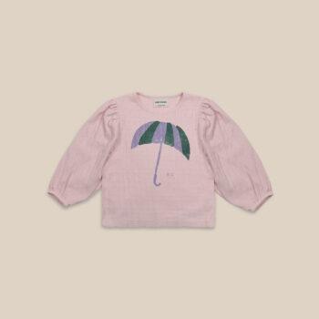 bobo choses umbrella girl t-shirt - Παιδική μόδα - Μπλούζες- creamsndreams.gr