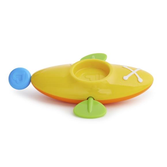 Munchkin παιχνίδι για το μπάνιο Paddlin Penguin ( κανό με πιγκουίνο ) 4- Παιχνίδια - Μπάνιου - creamsndreams.gr