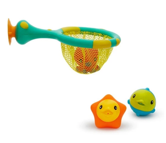 Munchkin Catch & Score Hoop 3 - Παιχνίδια - Μπάνιου - creamsndreams.gr