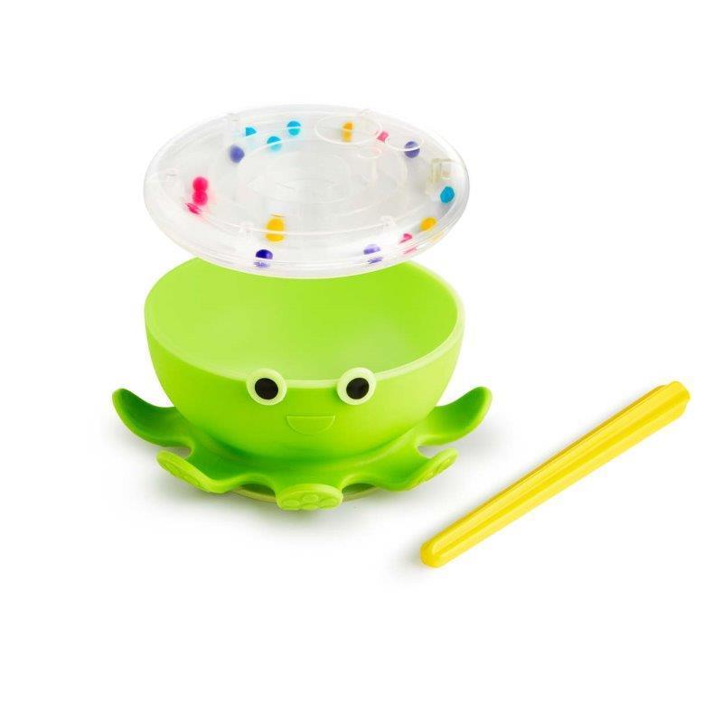 Munchkin Octodrum Musical Bath Toy Παιχνίδι Μπάνιου Σε Σχήμα Χταπόδι 12+ Μηνών 3 - Παιχνίδια - Μπάνιου - Creamsndreams.gr