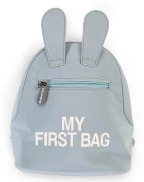Childhome Σακίδιο Πλάτης kids My First Bag Blue- Αξεσουάρ - Τσάντα - creamsndreams.gr