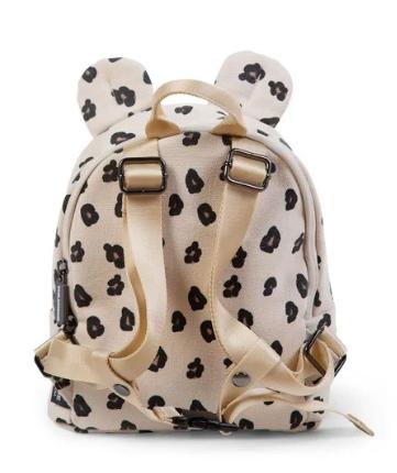 Childhome Σακίδιο Πλάτης kids My First Bag Leopard 3- Αξεσουάρ - Τσάντα - creamsndreams.gr