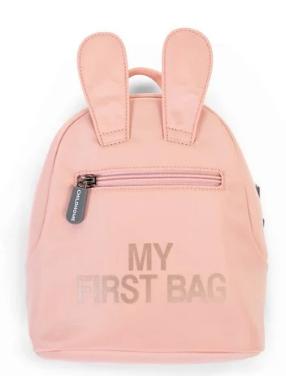 Childhome Σακίδιο Πλάτης kids My First Bag Pink- Αξεσουάρ - Τσάντα - creamsndreams.gr