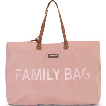 Childhome Τσάντα Αλλαγής FAMILY BAG Pink - Αξεσουάρ - Τσάντες- creamsndreams.gr