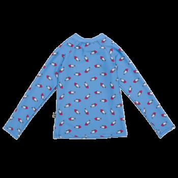 faf kidswear blue Fish Rashguard 2- παιδική μόδα - αγόρι & κορίτσι - Μαγιώ - creamsndreams.gr