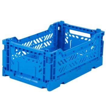 AYKASA Τελάρα Αποθήκευσης Small Elecric Blue - Διακόσμηση - Αποθήκευσης - creamsndreams.gr