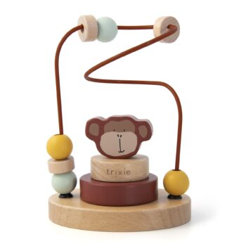Trixie Wooden Beads Maze Mr. Monkey - Παιχνίδια - Ξύλινα - creamsndreams.gr