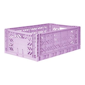 ayaksa large folding storage Orchid - Διακόσμηση - Αποθήκευσης - creamsndreams.gr