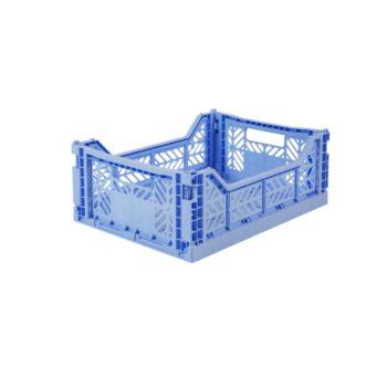 aykasa medium folding storage baby blue - Διακόσμηση - Αποθήκευσης - creamsndreams.gr