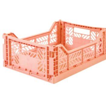 aykasa medium folding storage salmon - Διακόσμηση - Αποθήκευσης - creamsndreams.gr