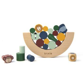 trixie wooden Balancing Game - Παιχνίδια - Ξύλινα -creamsndreams.gr